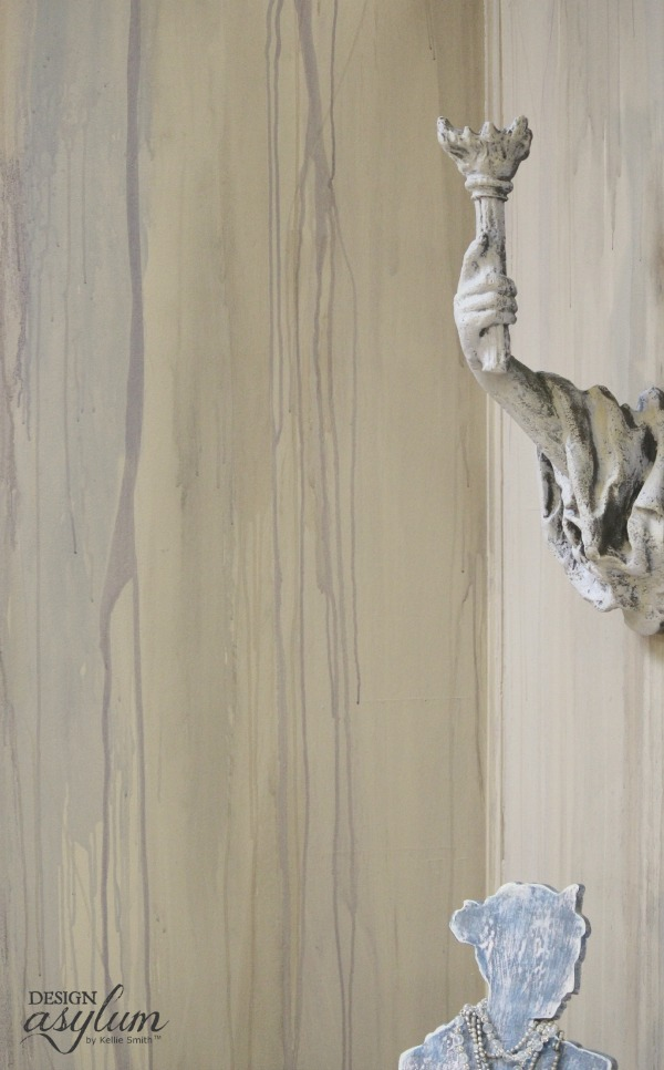 Are you sick of SHIPLAP? Here are a few DIY wall treatments other than shiplap that are sure to inspire via Design Asylum Blog. #VelvetFinishes