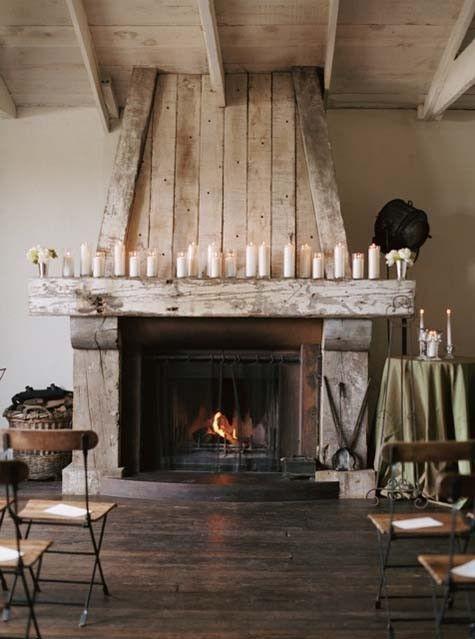 21 Amazing Fireplace Design Ideas - Design Asylum Blog | by Kellie ...
