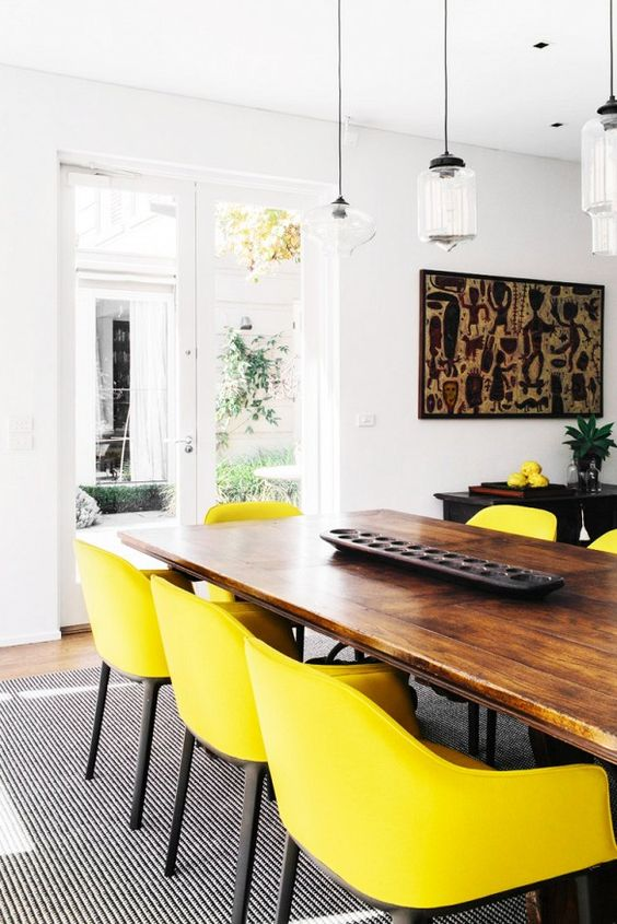 The May Velvet Finishes Colour of the Month is BOLD - Receive 20% savings at VelvetFinishes.com using code MAY 2017COM - Paint it Yellow!