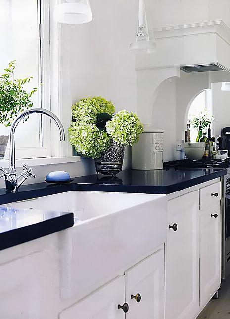 Looks to Love: 50+ Farmhouse Sinks - Design Asylum Blog ... on Farmhouse:4Leikoxevec= Rustic Kitchen Ideas  id=85460