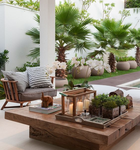 21 Amazing Outdoor Entertaining Areas that you can totally DIY! Take a look at these outdoor spaces for ideas and inspiration, it is all about inspiration, the other day one of my friends did a small get together area on her balcony, her balcony is pretty basic but she decided to use and that simple touch made the full space look amazing, I was pretty impressed by the work she had done. Design Asylum Blog