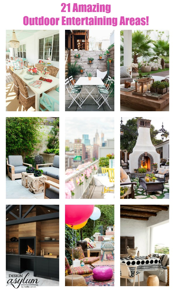 21 Amazing Outdoor Entertaining Areas Design Asylum Blog
