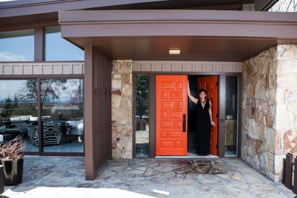 Colorful Front Doors Design Asylum Blog By Kellie Smith