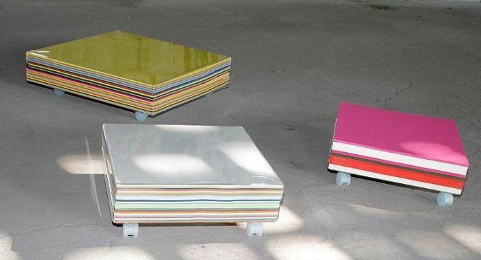 tavolino kube cubo casamania