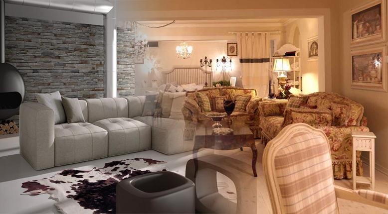 Se invece lo stile che preferite è quello moderno, l'abbinamento dei colori di arredamento e pareti va studiato in base al colore del mobilio: Mischiare Stile Classico E Moderno Nell Arredamento L Equilibrio E Fondamentale Design At Home Blog Di Arredamento