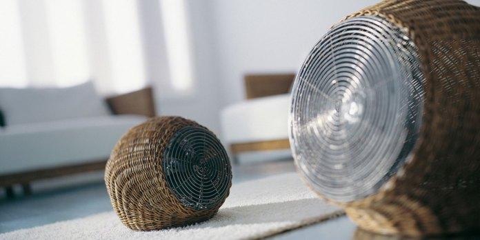 ventilatore gervasoni design