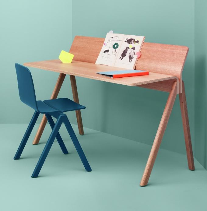 scrivania hay plywood
