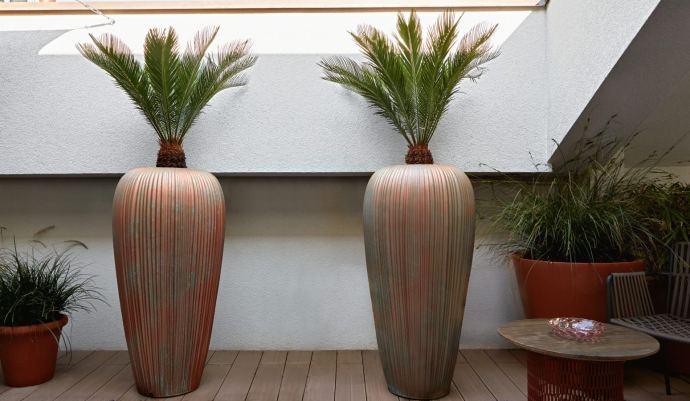 Vasi design da esterno Skin by MyYour