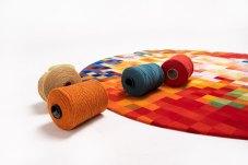 tappeto moderno islands rug Kristina Gaidamaka