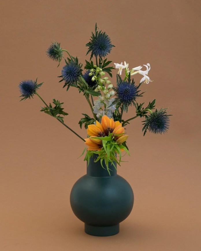 vaso ceramica fioriera raawii