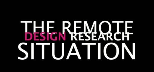 """Cyd Harrell's """"Remote Design Research"""""""