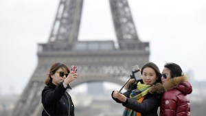 Chinese tourist numbers to rise (South China Morning Post)