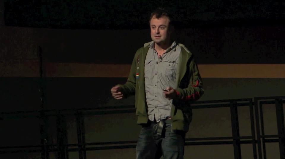 Keynote: Fabian Hemmert - Hack to the Future