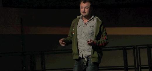 Keynote: Fabian Hemmert - Hack to the Future
