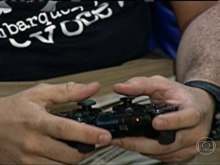 Brazil leads growth of the market for video games in 2012