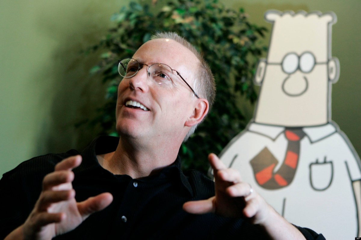 Listen To Scott Adams U0026 39   U0026quot Whether Management Really Matters U0026quot  Talk For Harvard Business Review