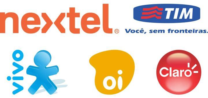 Mobile Providers in Brazil