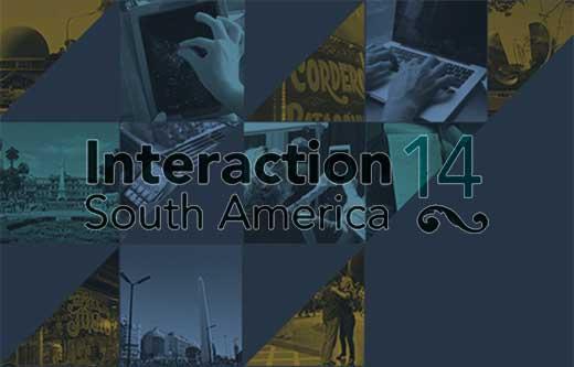 IxDA's Interaction 14 South America