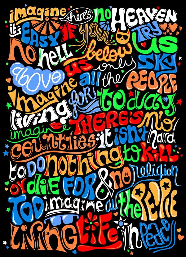 30 New Creative Amp Crazy Typography Design Posters Of 2012