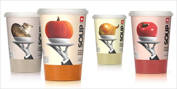 Delhaize-Soup-packaging-design