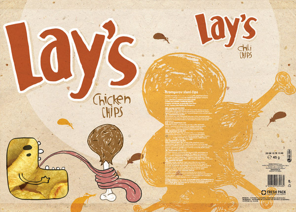 lay's-chicken-chips-packaging-design