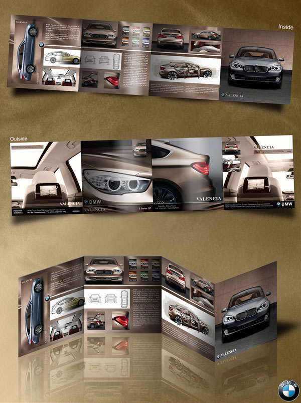 BMW-quad-fold-brochure-design