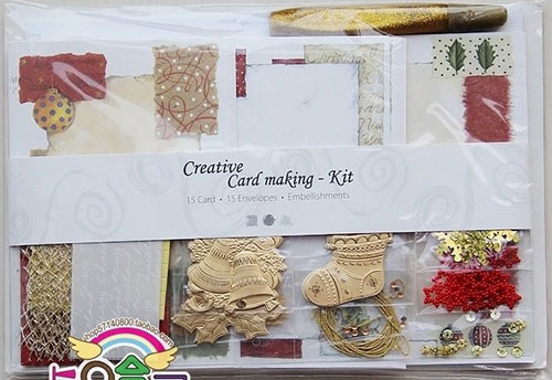 Beautiful Handmade Christmas Cards You Would Love To Buy