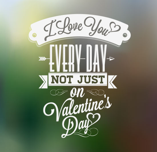 Sweet Valentine's Day Quotes & Sayings 2014