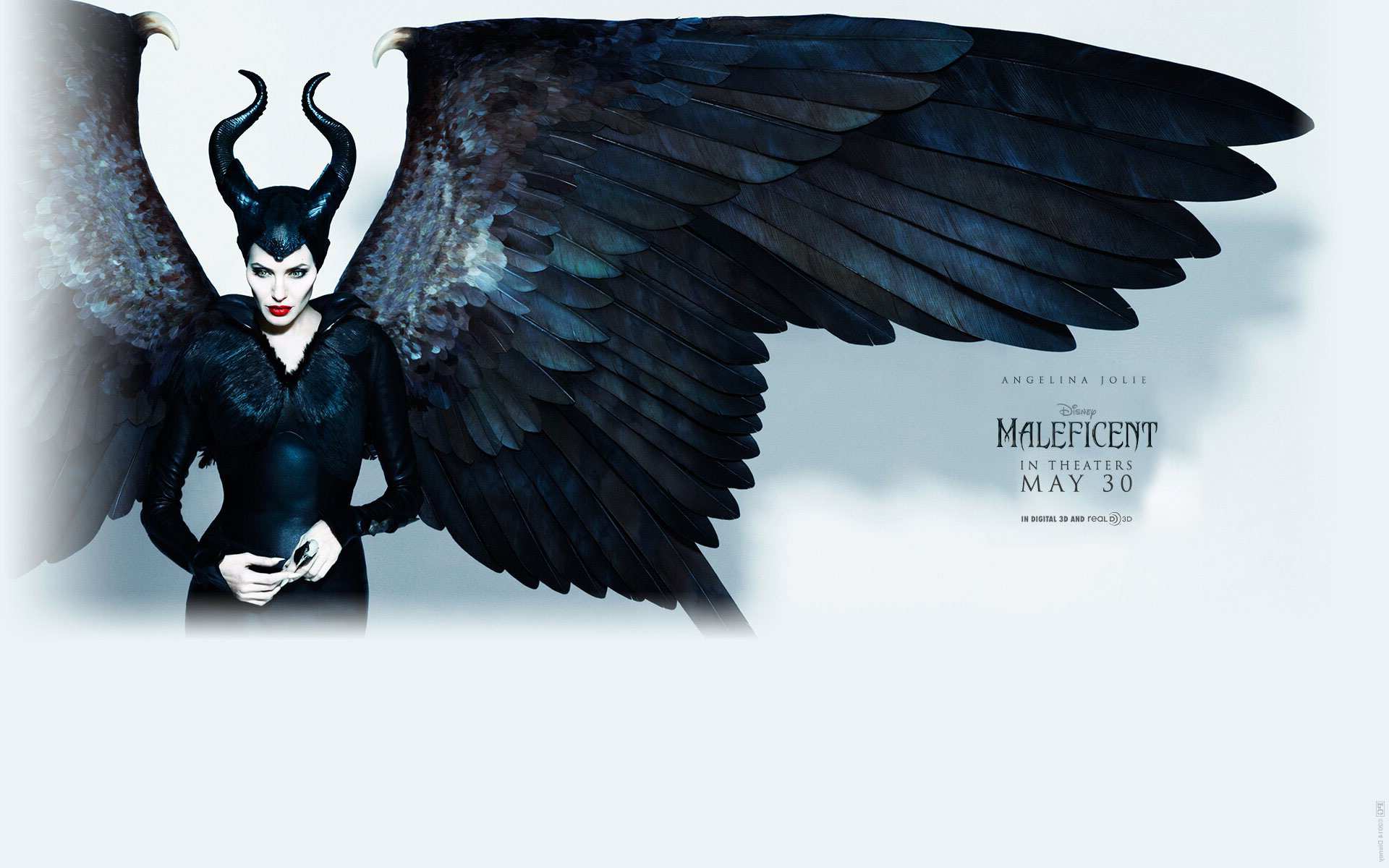 Maleficent And Diaval Fan Art