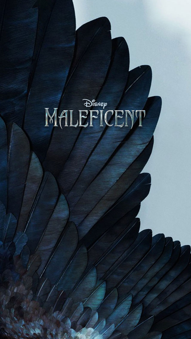 Art Fan Diaval Maleficent And