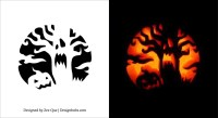 printable halloween templates for pumpkin carving