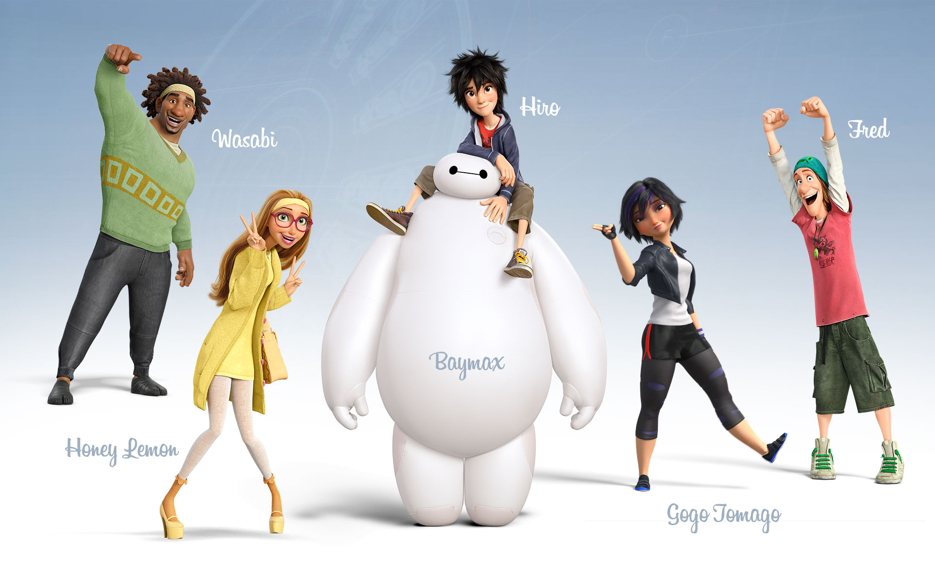 Quotes From The Movie Big Hero 6 Quotesgram