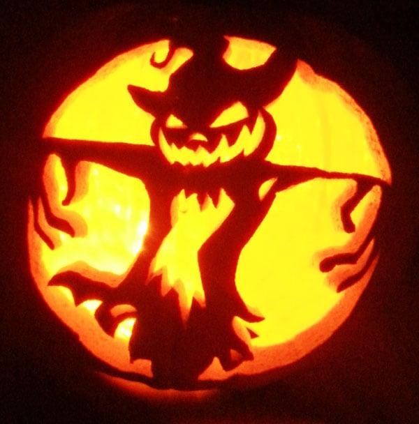 28 Best Cool Amp Scary Halloween Pumpkin Carving Ideas