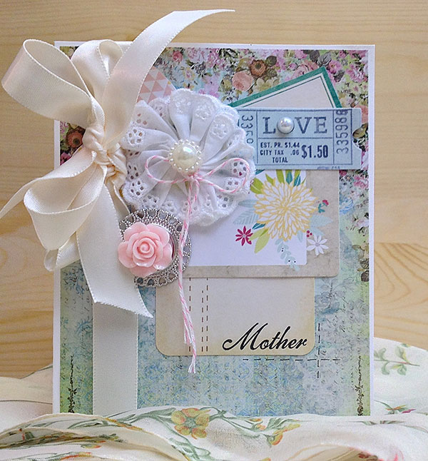 20+ Beautiful Handmade Mother's Day Crafts & Card Ideas 2016
