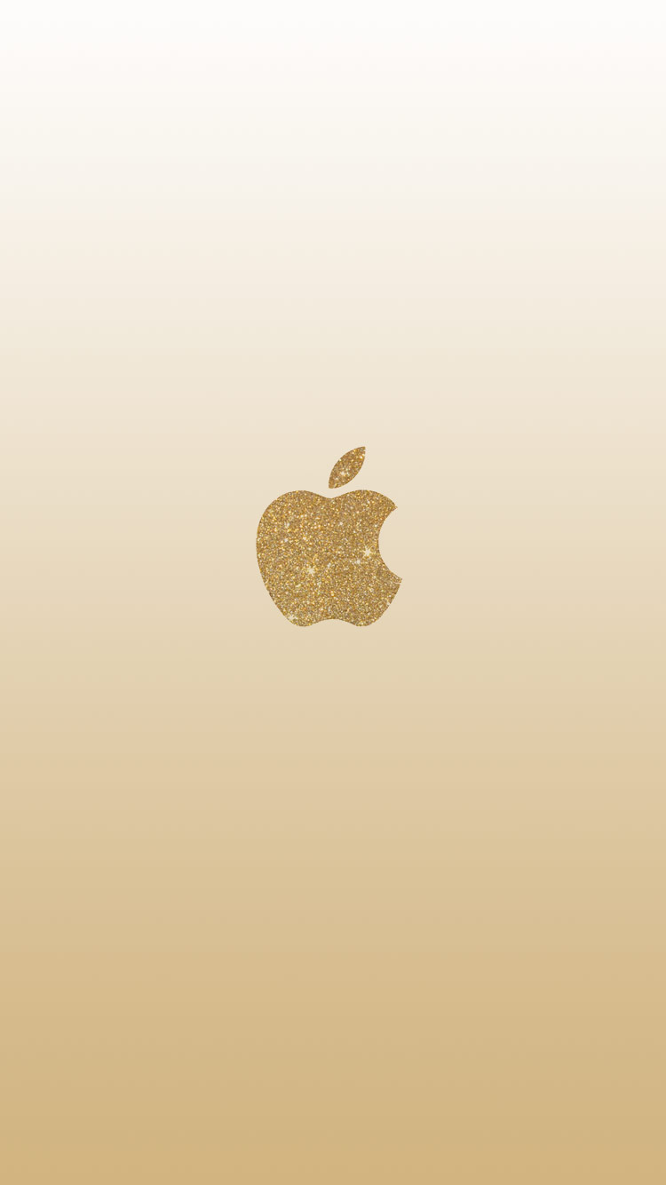 Amazing Wallpaper Macbook Pineapple - gold-apple-logo-iphone-6-wallpaper-glitter  Best Photo Reference_628957.jpg?resize\u003d750%2C1334