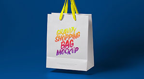 This mockup is available for purchase only on yellow images. 50 High Quality Free Shopping Bag Mockup Psd Files