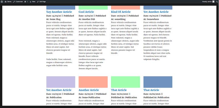 sameheight How to Create a Portfolio Site Using Advanced Custom Fields