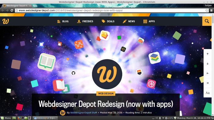 wdd-head Analyzing Web Designer Depot's New Design