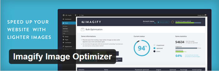 imagify 6 of the Best Image Optimization WordPress Plugins for Incredible Compression