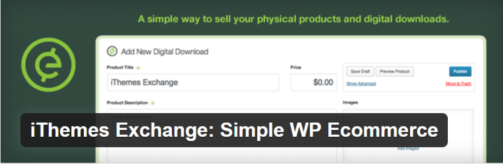 ithemes-exchange 8 of the Best eCommerce WordPress Plugins Compared
