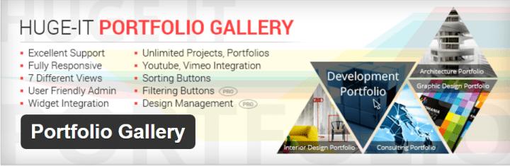 portfolio-gallery 8 of the Best Gallery WordPress Plugins Compared