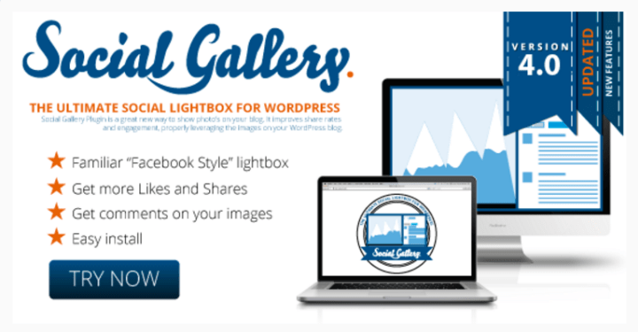 social-gallery 8 of the Best Gallery WordPress Plugins Compared