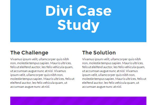 case-study-frontend Divi Builder Plugin Review: An Overview of Elegant Themes' Page Builder Plugin