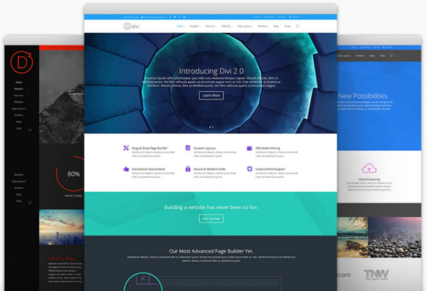 divi-theme Divi Theme Review: An Overview of Elegant Themes' Most Popular Theme