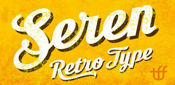 fonts-for-logos-seren-script 22 Beautiful Premium Fonts for Logo Designs