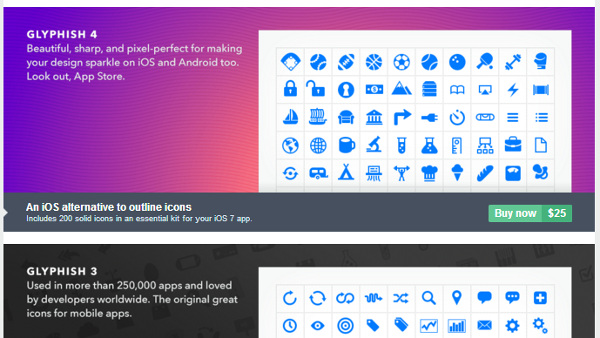 glyphish 17 Best Places to Find Free & Premium Icon Files