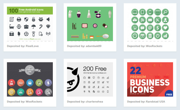 icon-deposit 17 Best Places to Find Free & Premium Icon Files