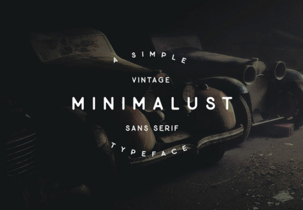 minimalust 27 Free & Premium Designer Fonts