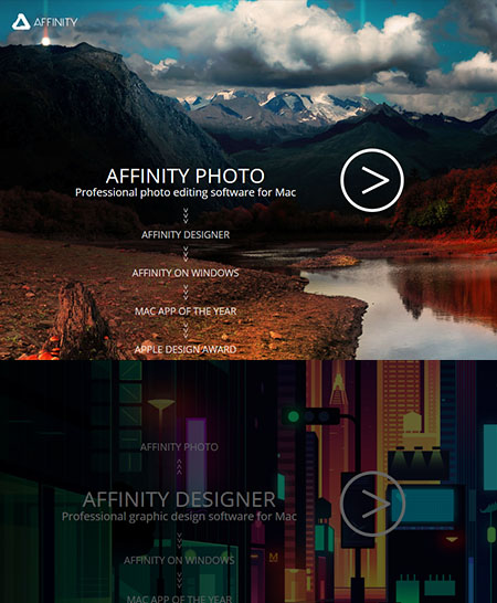 affiniity 7 of the Best Web Design Tools for Designers