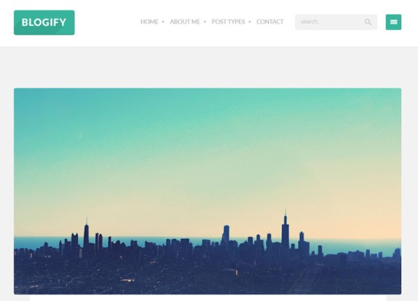 blogify-theme 15 of the Very Best WordPress Themes for Writers